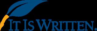 It Is Written logo