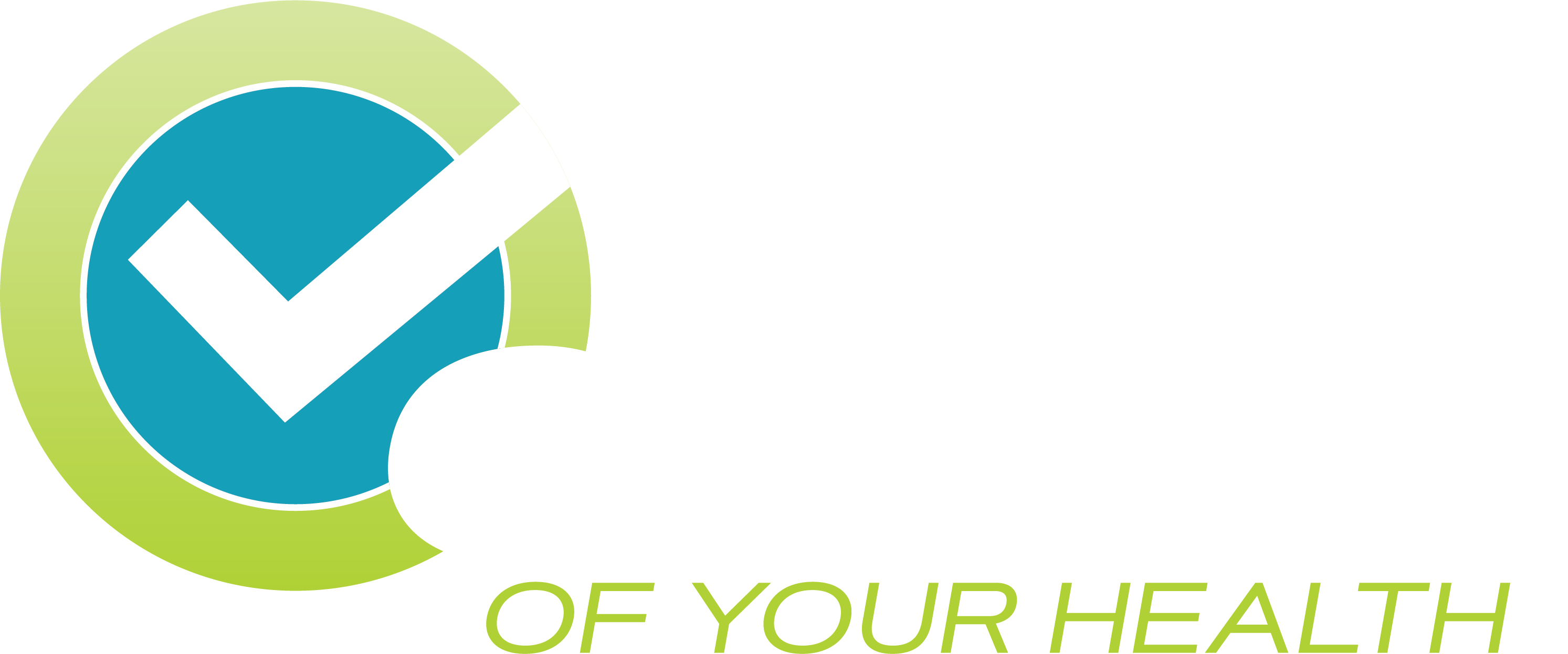 Take Charge of Your Health logo